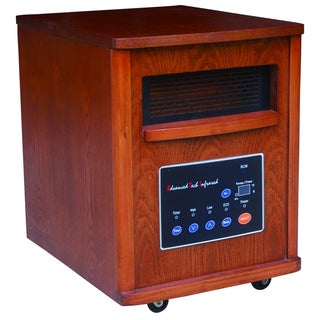 Cyclone Infrared Quartz Portable Heater