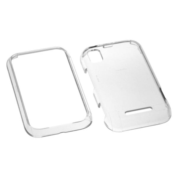 INSTEN T-Clear Phone Case Cover for Motorola MB508 Flipside