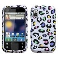 BasAcc Colorful Leopard Case for Motorola MB508 Flipside
