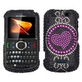 BasAcc Center of Attention Diamante Case for Motorola i475 Clutch+
