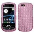 BasAcc Pink Diamante Case for Motorola i1
