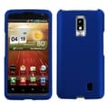 BasAcc Titanium Solid Dark Blue Case for LG VS920 Spectrum