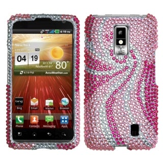 BasAcc Phoenix Tail Diamante Case for LG VS920 Spectrum
