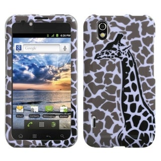BasAcc Gray Giraffe Single Case for LG LS855 Marquee