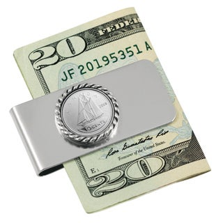 Canada 'Ship Coin' Money Clip
