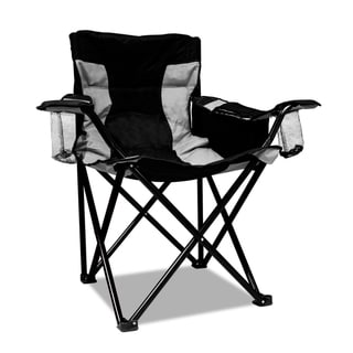 Elite Black Quad Chair