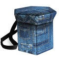Blue Denim Insulated Cooler