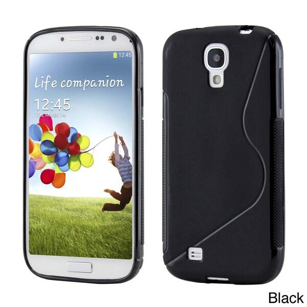GEARONIC Samsung Galaxy S IV/S4 S-line TPU Soft Case