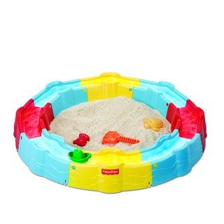 Fisher-Price Portable Build 'n Play Sandbox
