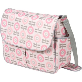The Bumble Collection Amber Tote Diaper Bag in Modern Floral