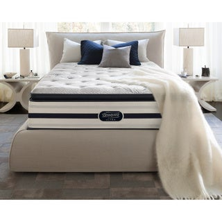 Beautyrest Recharge Lilah Luxury Firm Pillow Top King-size Mattress Set