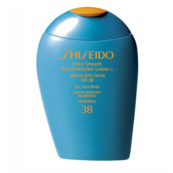 Shiseido Extra Smooth Sun Protection 3.3-ounce Lotion with SPF 38