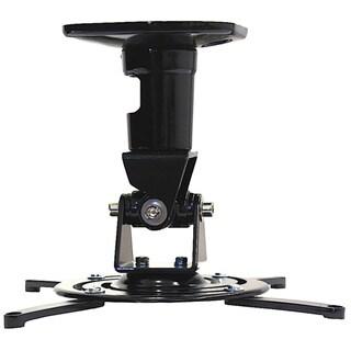 Arrowmounts Universal Black Ceiling Projector Mount AM-PRO1B
