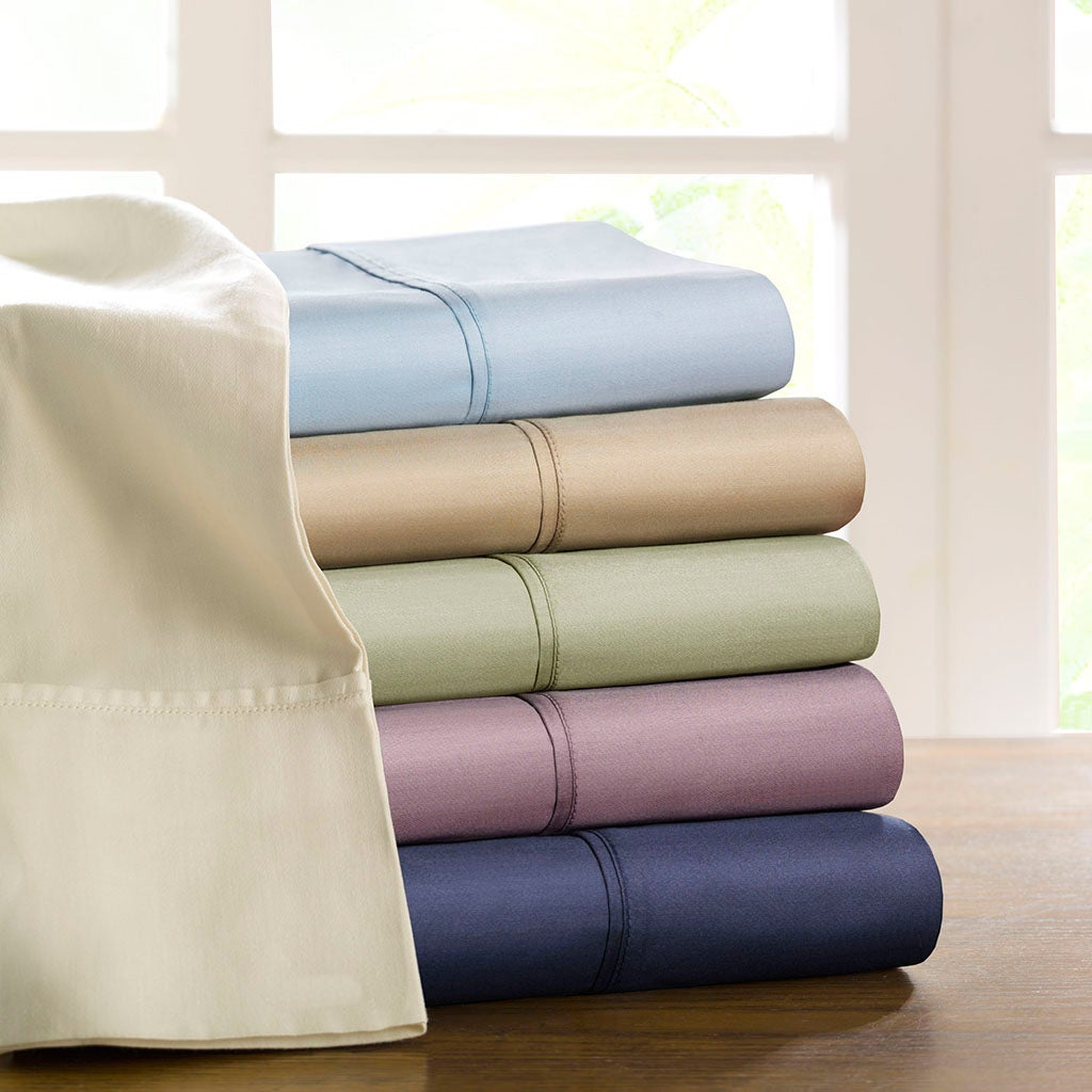 Premier Comfort 300 Thread Count Everyday Cotton Sateen Sheet Set