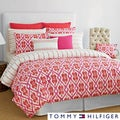 Tommy Hilfiger Preppy Ikat Cotton 3-piece Duvet Cover Set