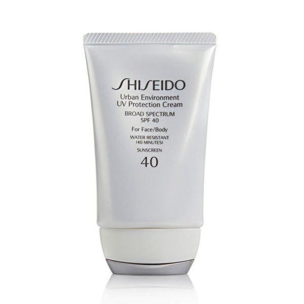 Shiseido Urban Environment UV Protection Cream with SPF 40