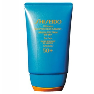 Shiseido Ultimate Sun Protection Cream SPF50+ for Face