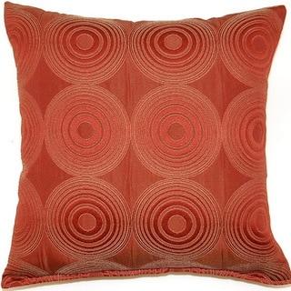 Compass Brick 17-inch Throw Pillows (Set of 2)