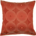 Compass Brick 17-inch Throw Pillows (Set of 2)