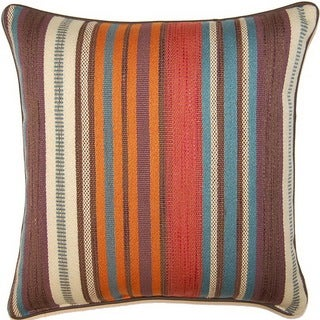 Flair Fiesta 17-inch Throw Pillows (Set of 2)