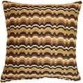 Heartthrob Chocolate 17-inch Throw Pillows (Set of 2)