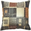 Lana Bronze 17-inch Throw Pillows (Set of 2)