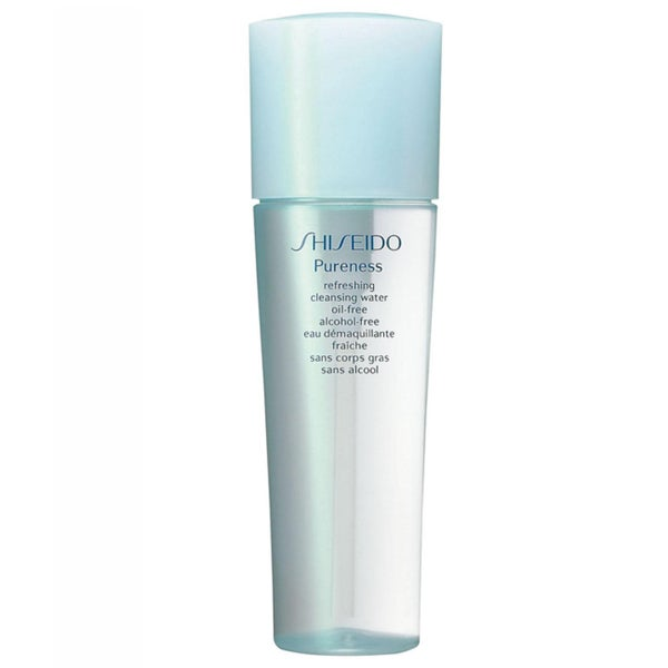 Shiseido Pureness Refreshing Cleansing Water