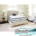 Beautyrest Recharge Reynaldo Plush Pillow Top King-size Mattress Set