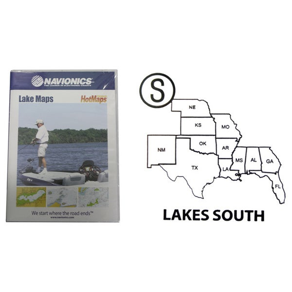 Navionics Hot Maps Premium SD Card