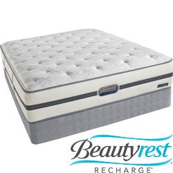 Beautyrest Recharge Reynaldo Plush Queen-size Mattress Set