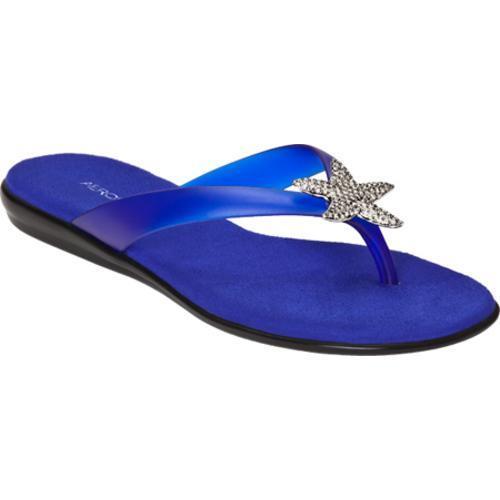 Women's Aerosoles Beach Chlub Bright Blue Combo