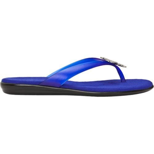 Women's Aerosoles Beach Chlub Bright Blue Combo