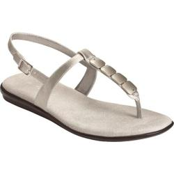 Women's Aerosoles Chlocktower Silver Metallic