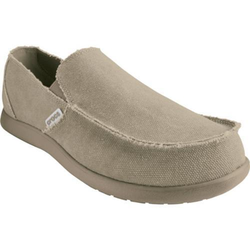 Men's Crocs Santa Cruz Khaki/Khaki