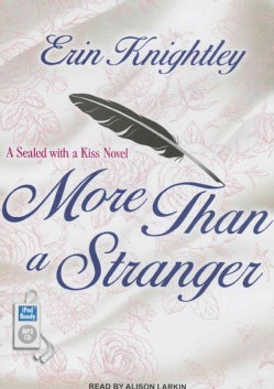 More Than a Stranger (CD-Audio)