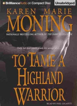 To Tame a Highland Warrior (CD-Audio)