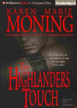 The Highlander's Touch (CD-Audio)