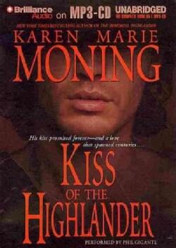 Kiss of the Highlander (CD-Audio)