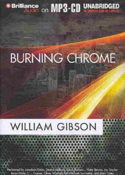 Burning Chrome (CD-Audio)