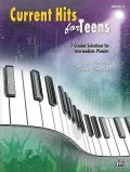 Current Hits for Teens Book 2: 7 Graded Solutions for Intermediate Pianists (Paperback)
