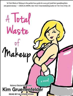 A Total Waste of Makeup: Library Edition (CD-Audio)