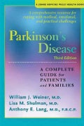 Parkinson's Disease: A Complete Guide for Patients and Families (Hardcover)