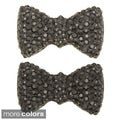 Kate Marie Bow Design Stud Earrings