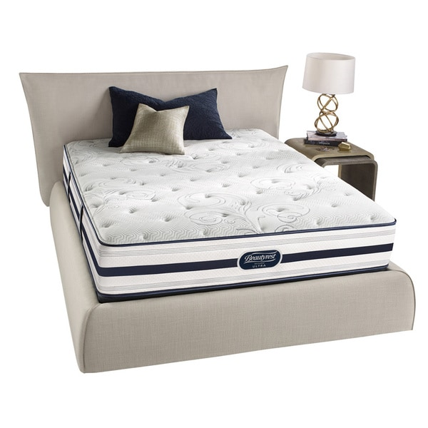 Beautyrest Recharge Lilah Luxury Firm Queen-size Mattress Set