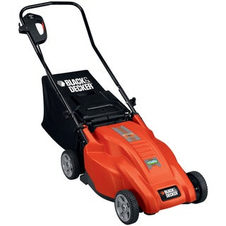 Black & Decker MM1800R 12-Amp 18-inch Electric 3-in-1 Lawn Mower (Factory Reconditioned)