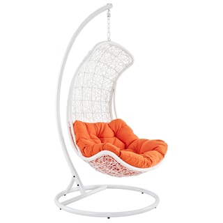 'Endow Rattan' Outdoor Wicker Patio Swing Chair