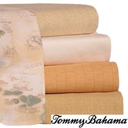 Tommy Bahama 300 Thread Count 4-piece Print Sheet Set