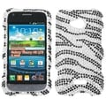 BasAcc Zebra Diamante Case for Samsung� L300 Galaxy Victory 4G LTE