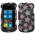 BasAcc Falling Stars Diamante Protector Case for Samsung� I917 Focus