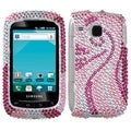 BasAcc Phoenix Tail Diamante Case for Samsung� I857 DoubleTime